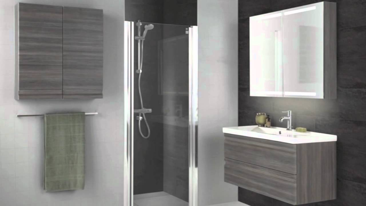 Bathroom furniture materials with model orange accent for Bathroom ideas houston
