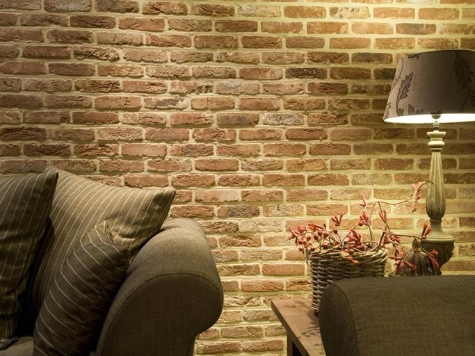 Kappa sigma trading decorative bricks